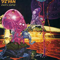 Dzyan - Electric Silence CD (album) cover