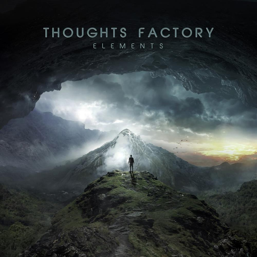 Elements by THOUGHTS FACTORY album cover