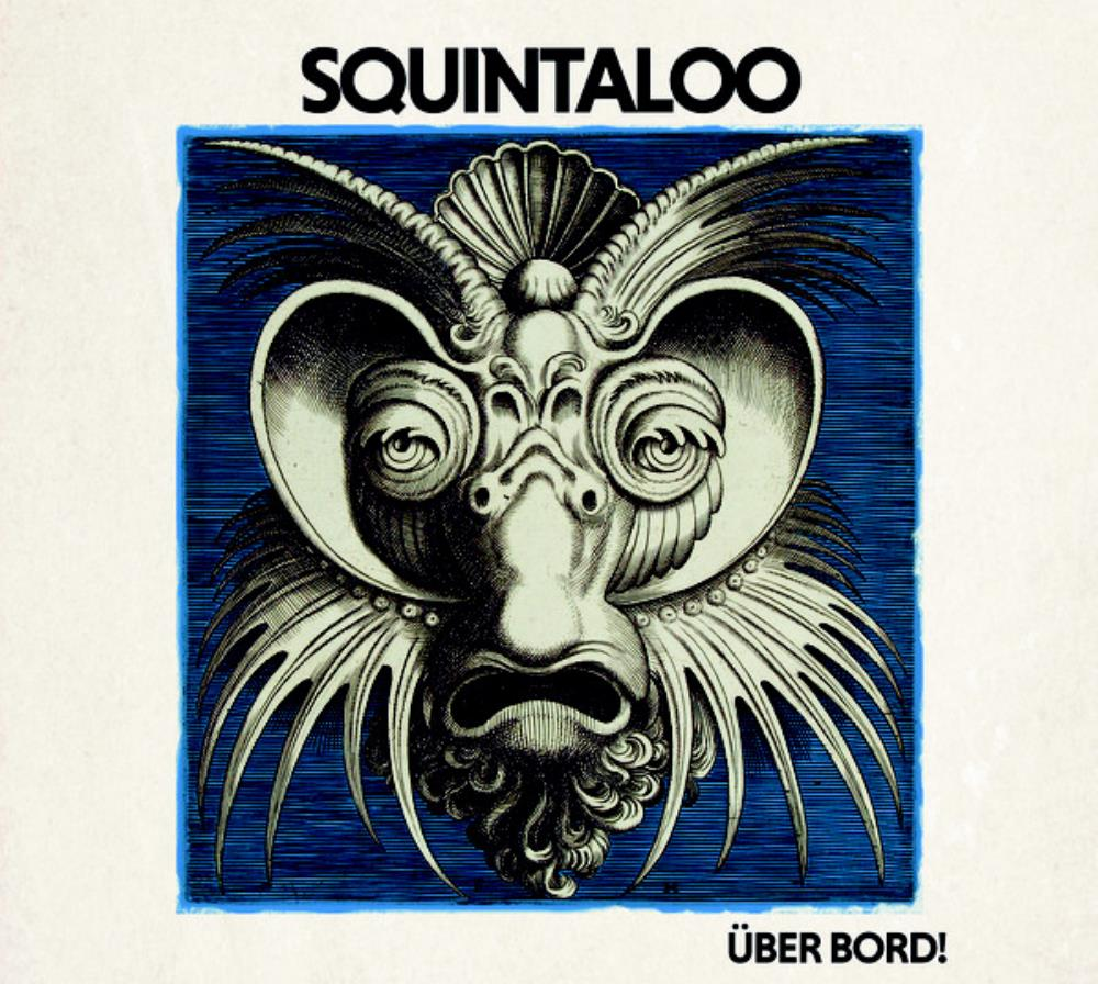 Über Bord! by SQUINTALOO album cover
