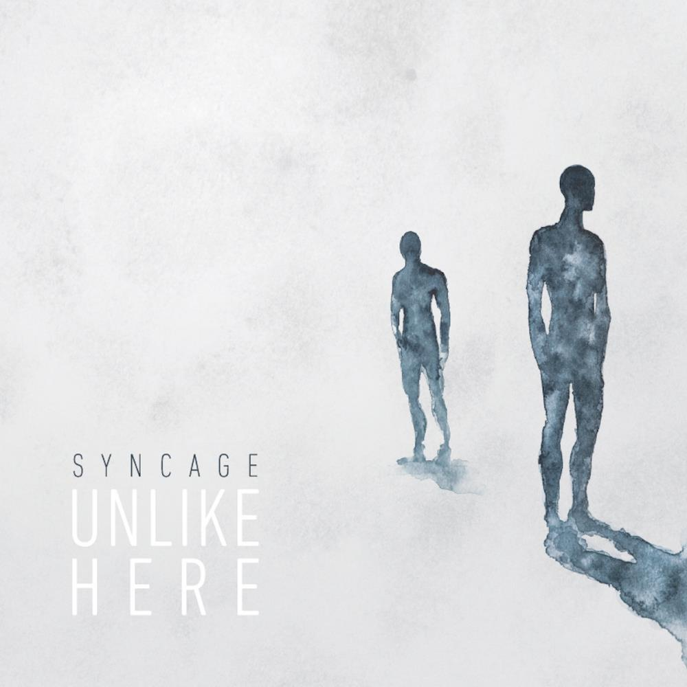 Syncage Unlike Here album cover
