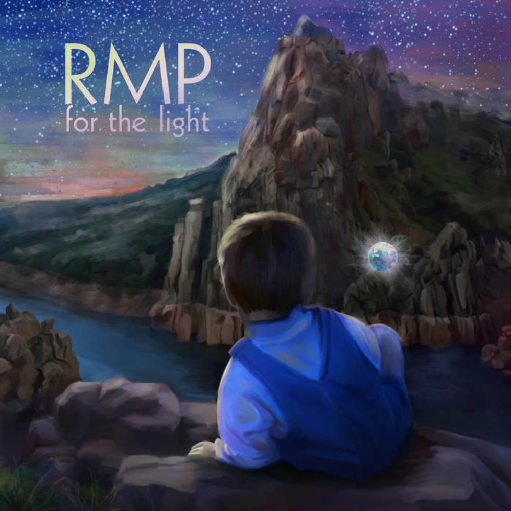 For The Light by ROZMAINSKY & MIKHAYLOV PROJECT album cover
