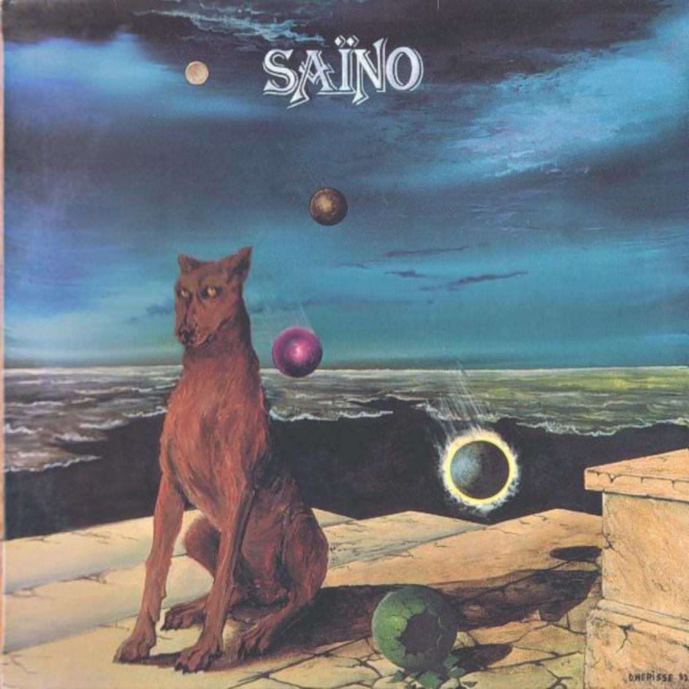Saino by SAÏNO album cover