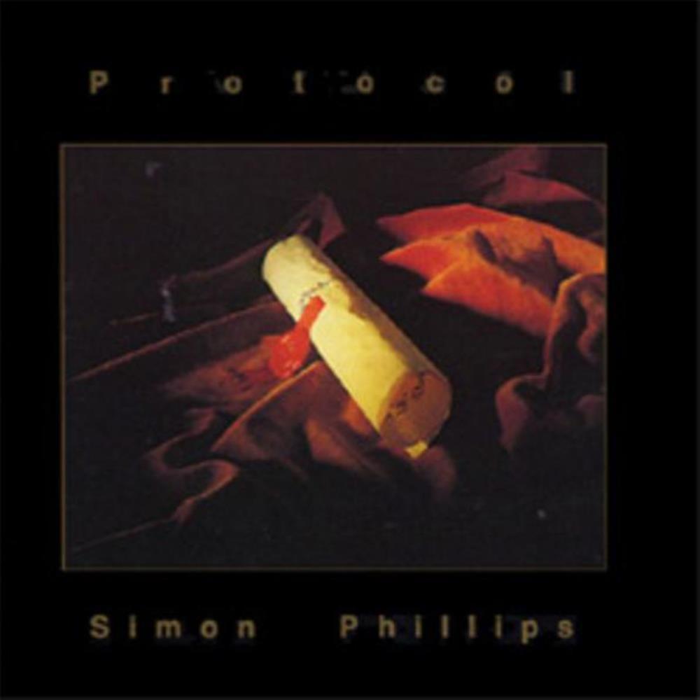 Protocol by PHILLIPS, SIMON album cover
