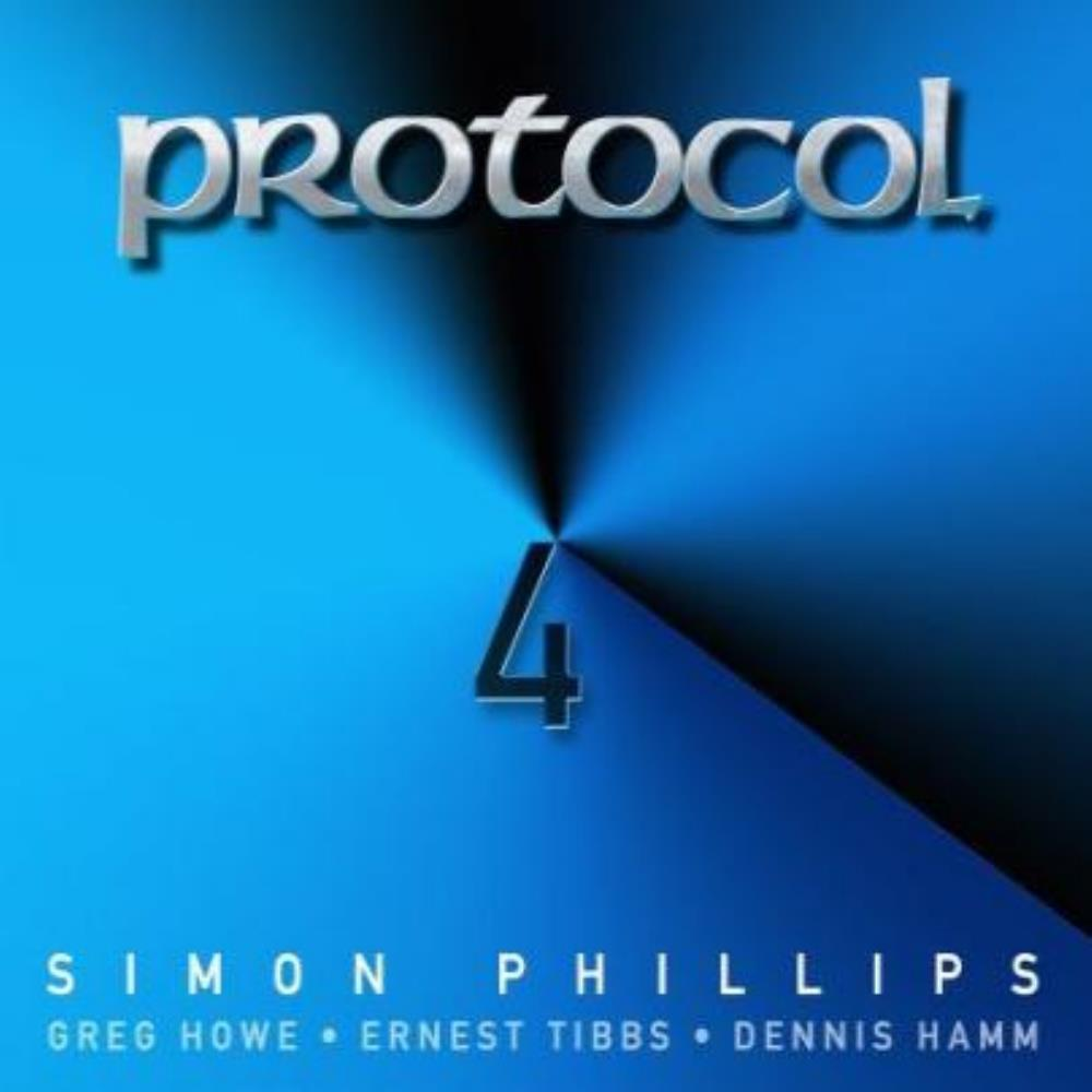Protocol 4 by PHILLIPS, SIMON album cover