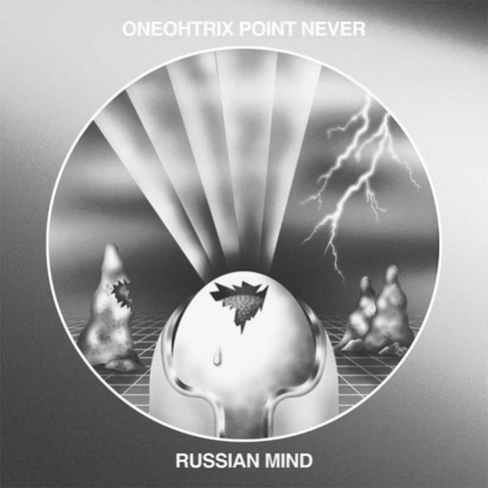 Oneohtrix Point Never Russian Mind album cover