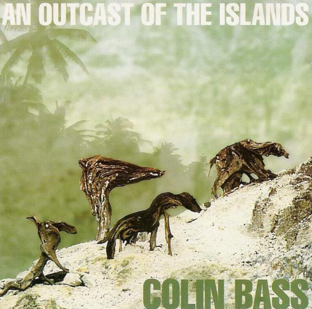 An Outcast Of The Islands by BASS, COLIN album cover