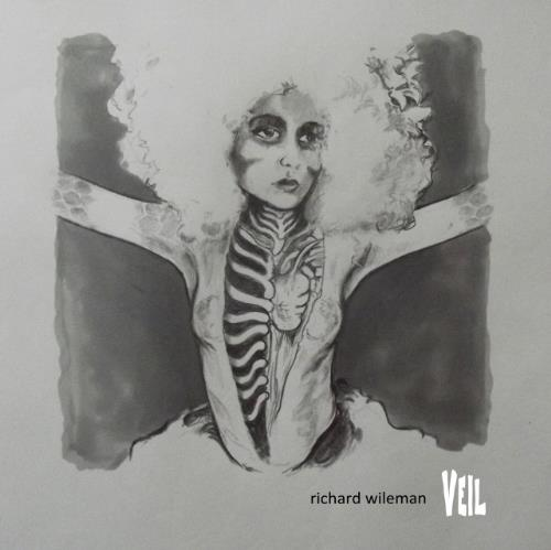 Richard Wileman - Veil CD (album) cover