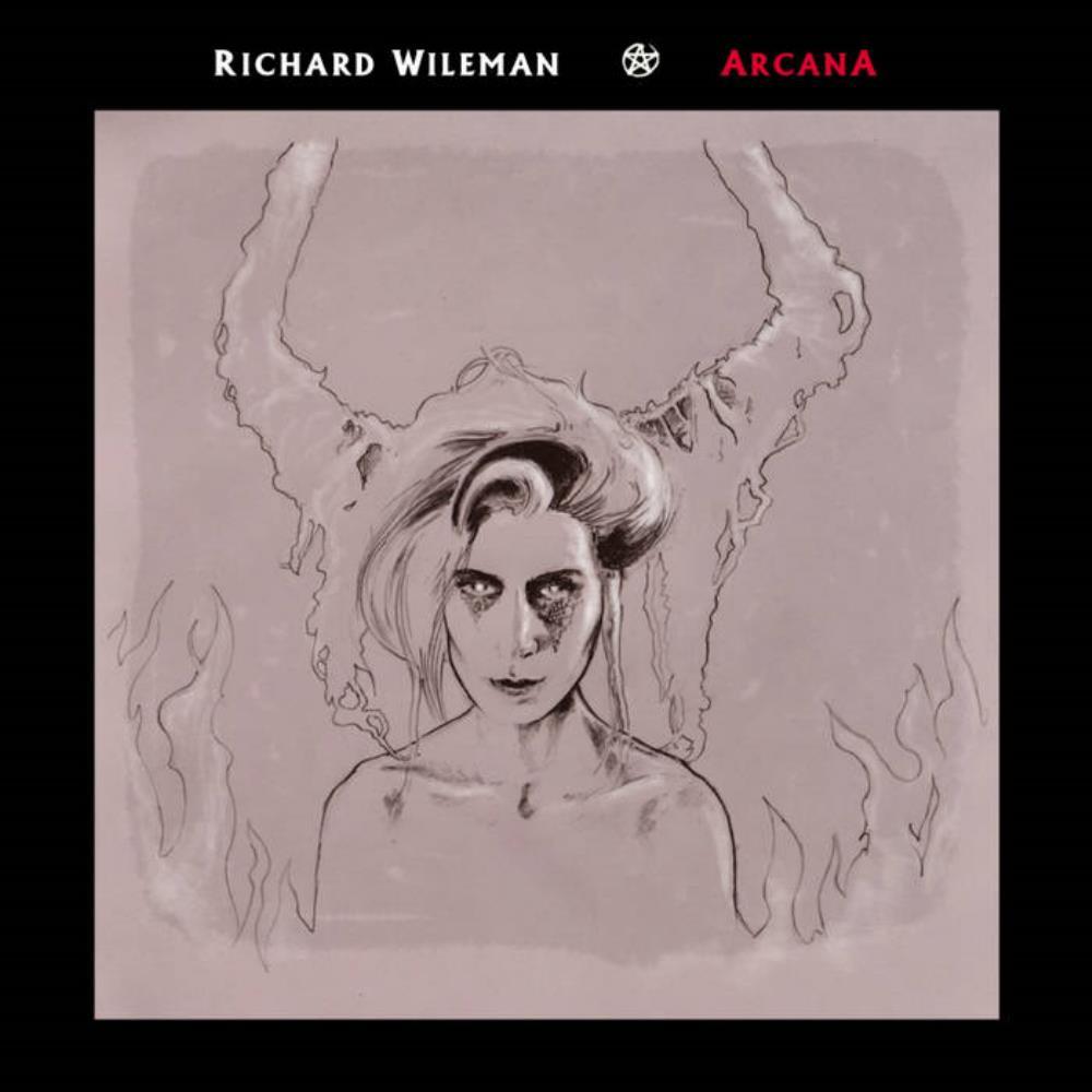 Arcana by WILEMAN, RICHARD album cover