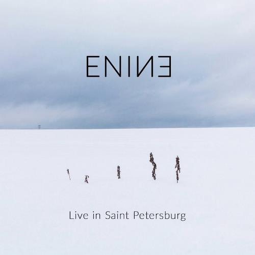 Live in Saint Petersburg by ENINE album cover