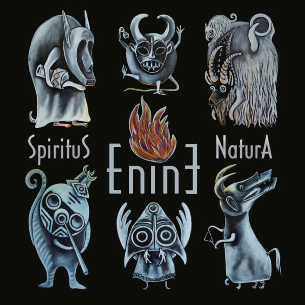 Spiritus Natura by ENINE album cover