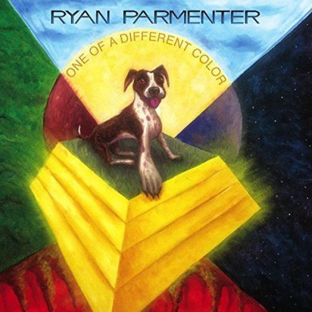 One OF A Different Color by PARMENTER, RYAN album cover