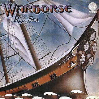 Warhorse - Red Sea CD (album) cover
