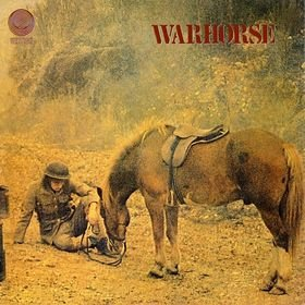 Warhorse - Warhorse CD (album) cover
