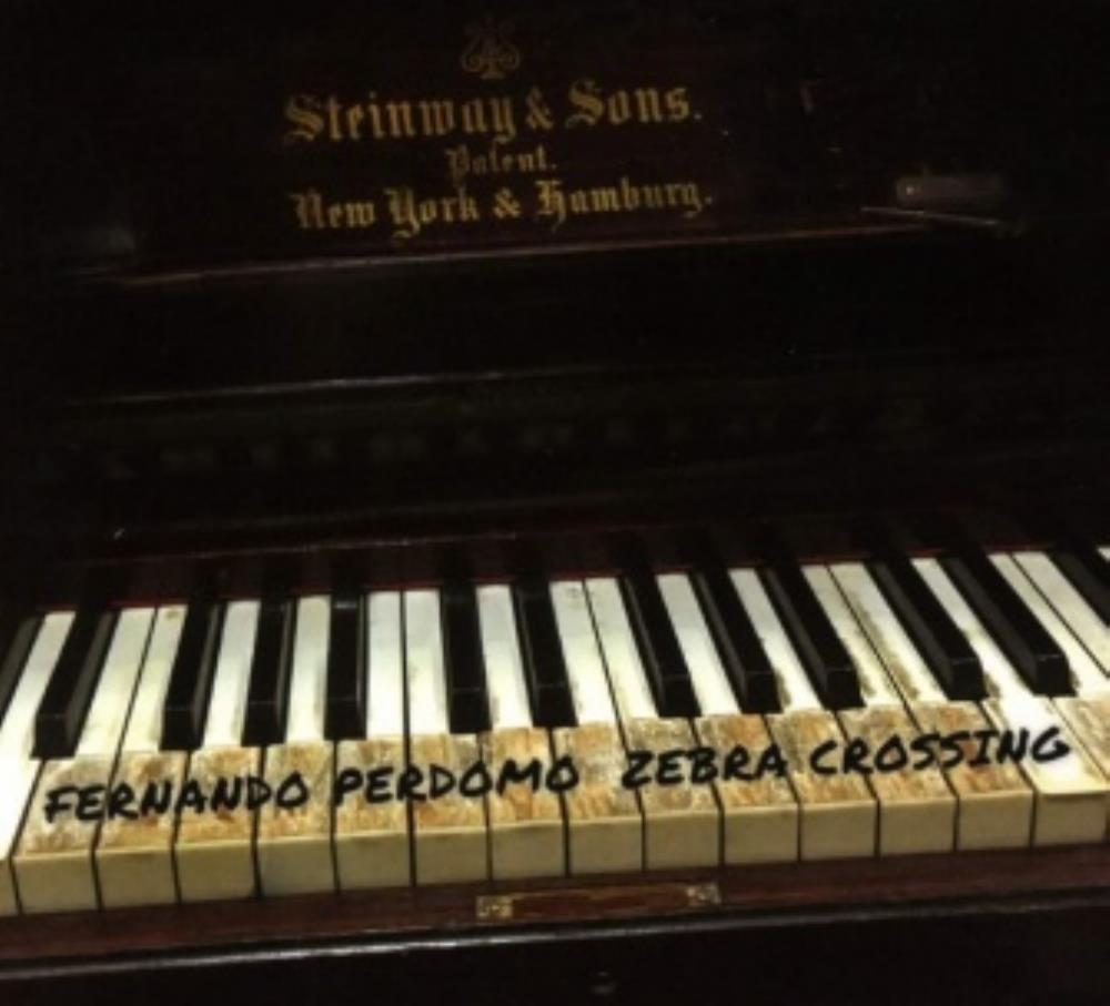 Zebra Crossing by PERDOMO, FERNANDO album cover