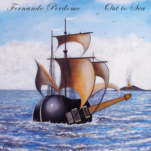 Out To Sea by PERDOMO, FERNANDO album cover