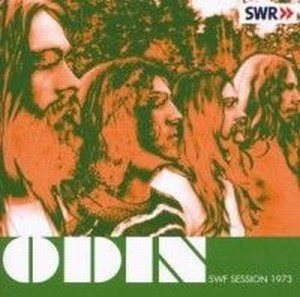 Odin SWF Sessions 1973 album cover