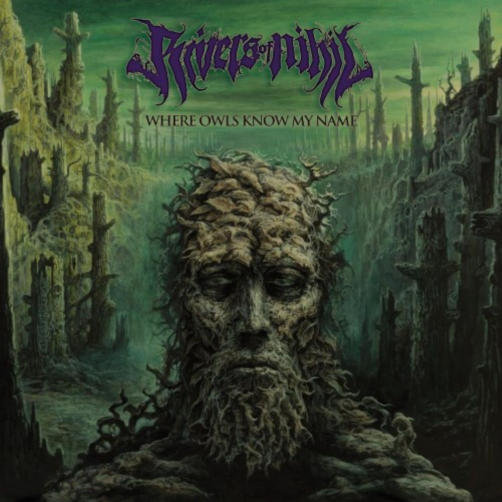 Where Owls Know my Name by RIVERS OF NIHIL album cover