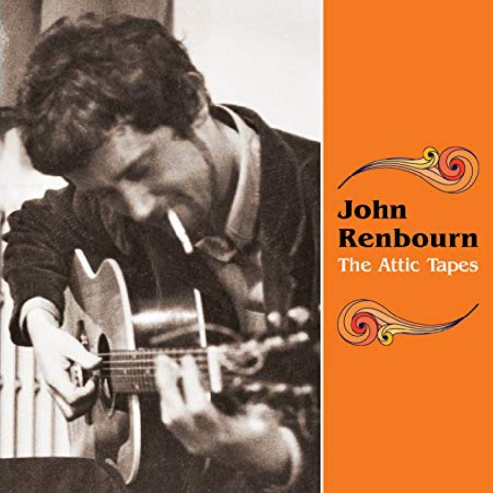 The Attic Tapes by RENBOURN, JOHN album cover