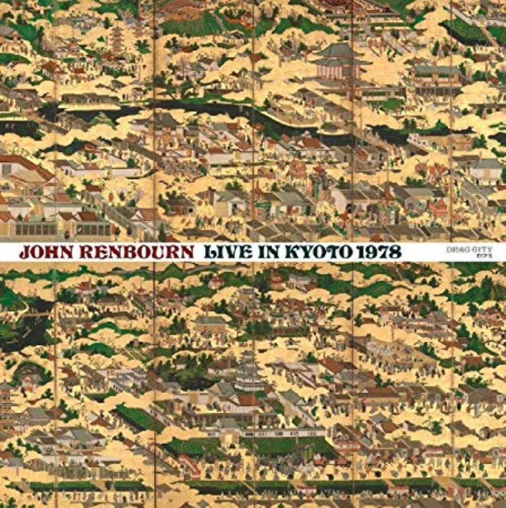 Live in Kyoto 1978 by RENBOURN, JOHN album cover