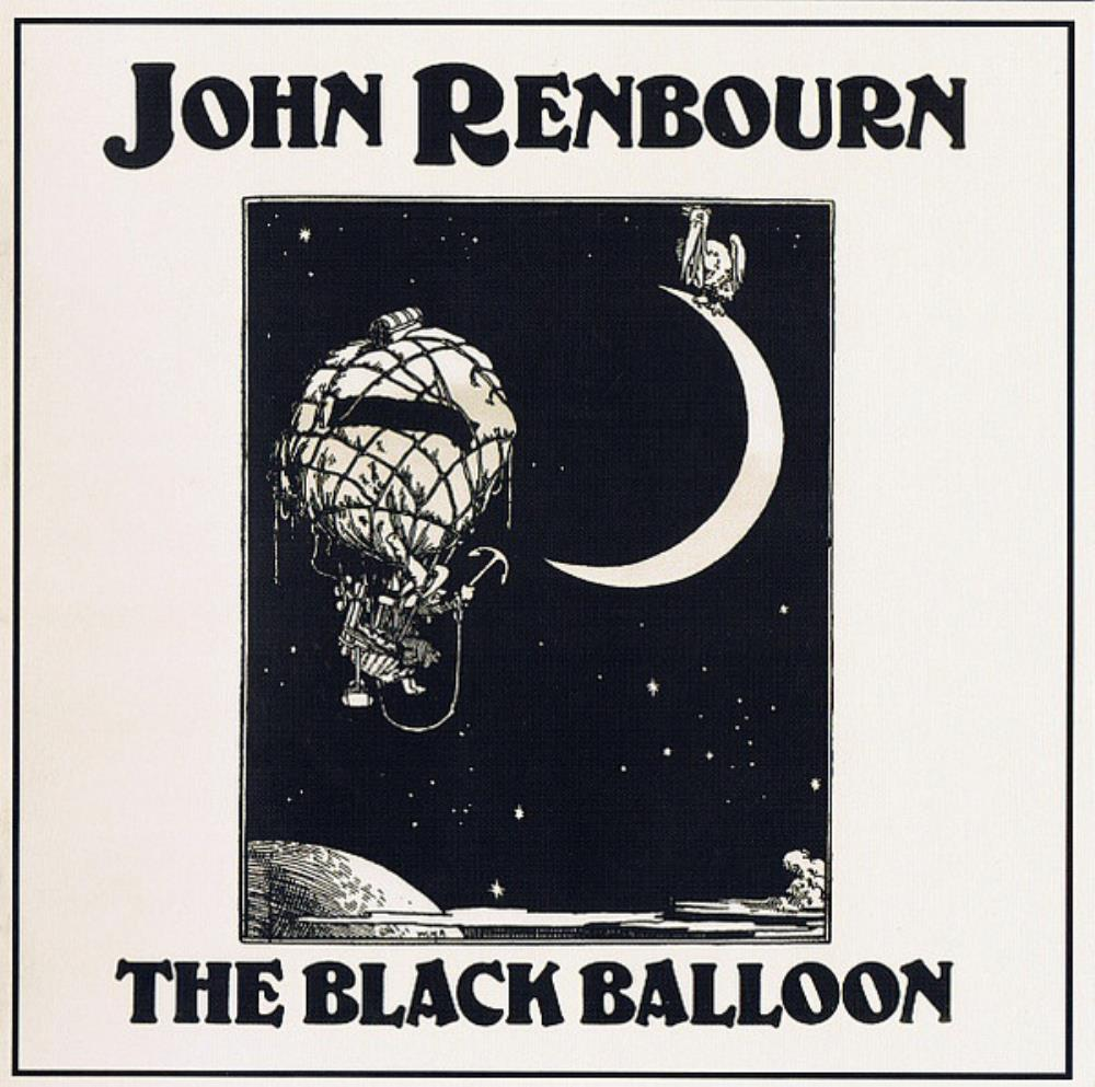The Black Balloon by RENBOURN, JOHN album cover