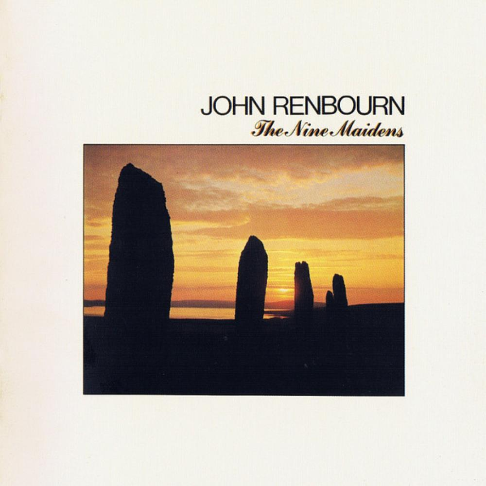 The Nine Maidens by RENBOURN, JOHN album cover