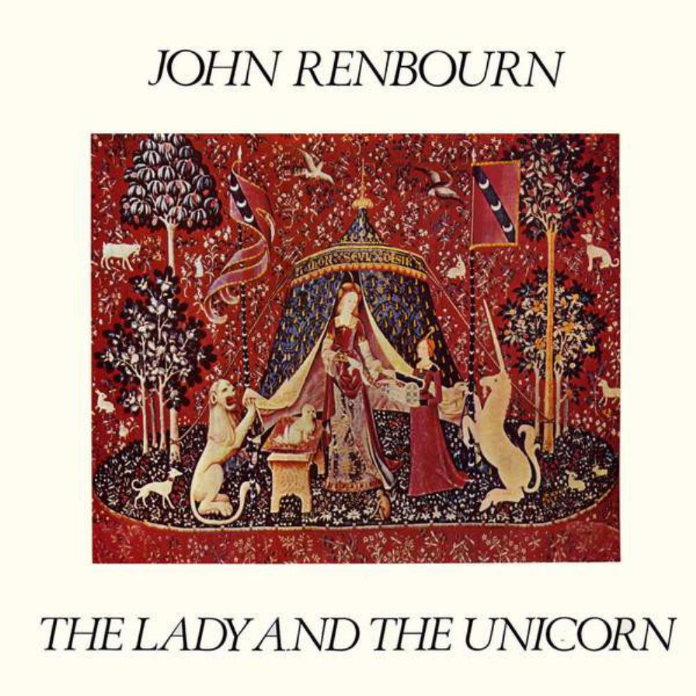 The Lady And The Unicorn by RENBOURN, JOHN album cover