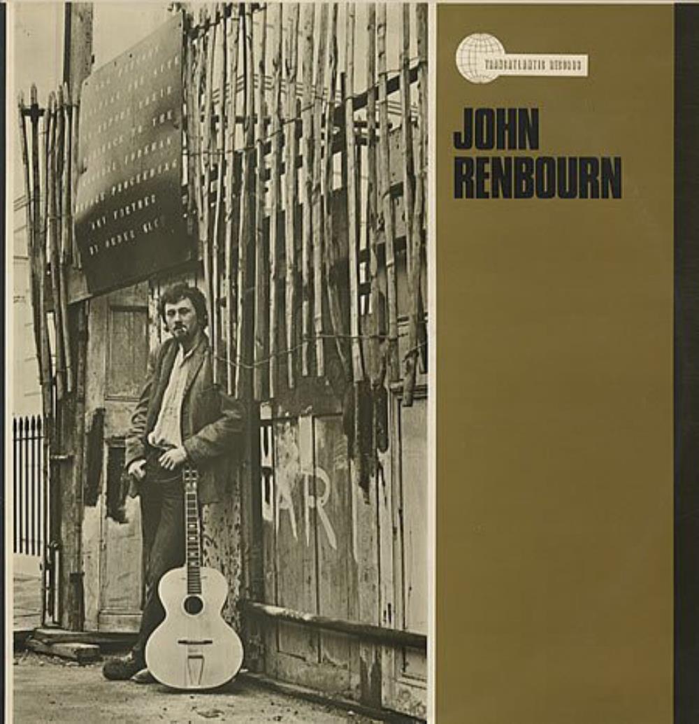 John Renbourn by RENBOURN, JOHN album cover