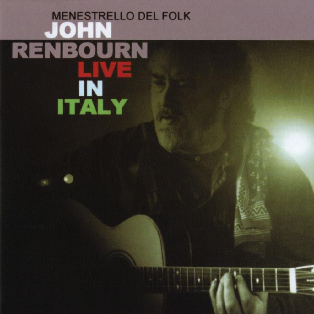 Live in Italy by RENBOURN, JOHN album cover