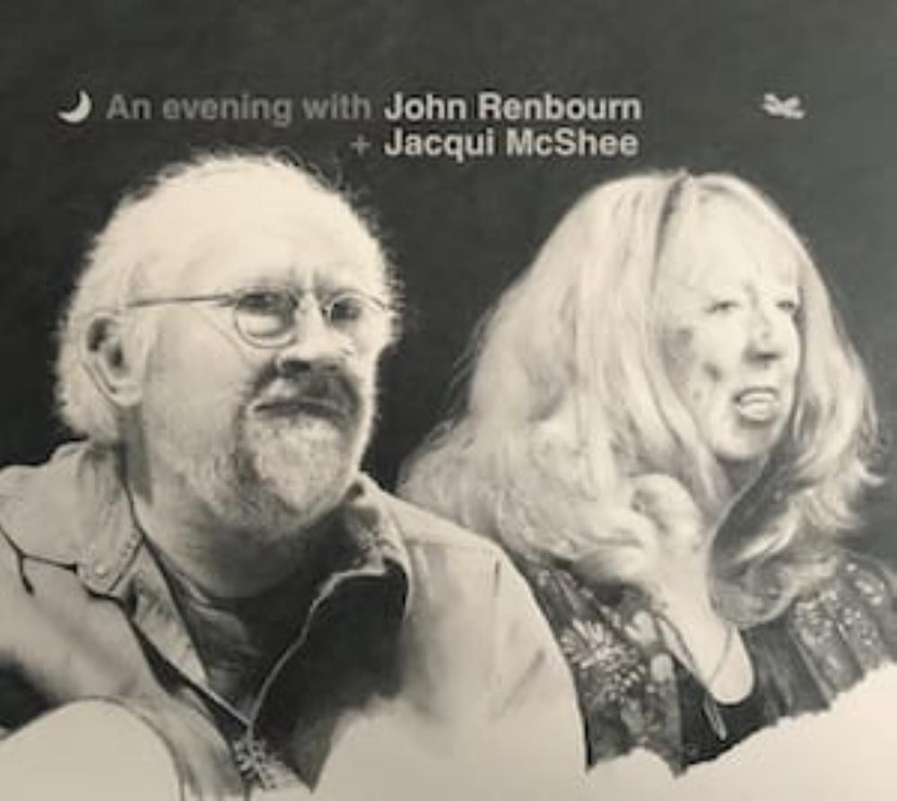 An Evening with John Renbourn + Jacqui McShee by RENBOURN, JOHN album cover