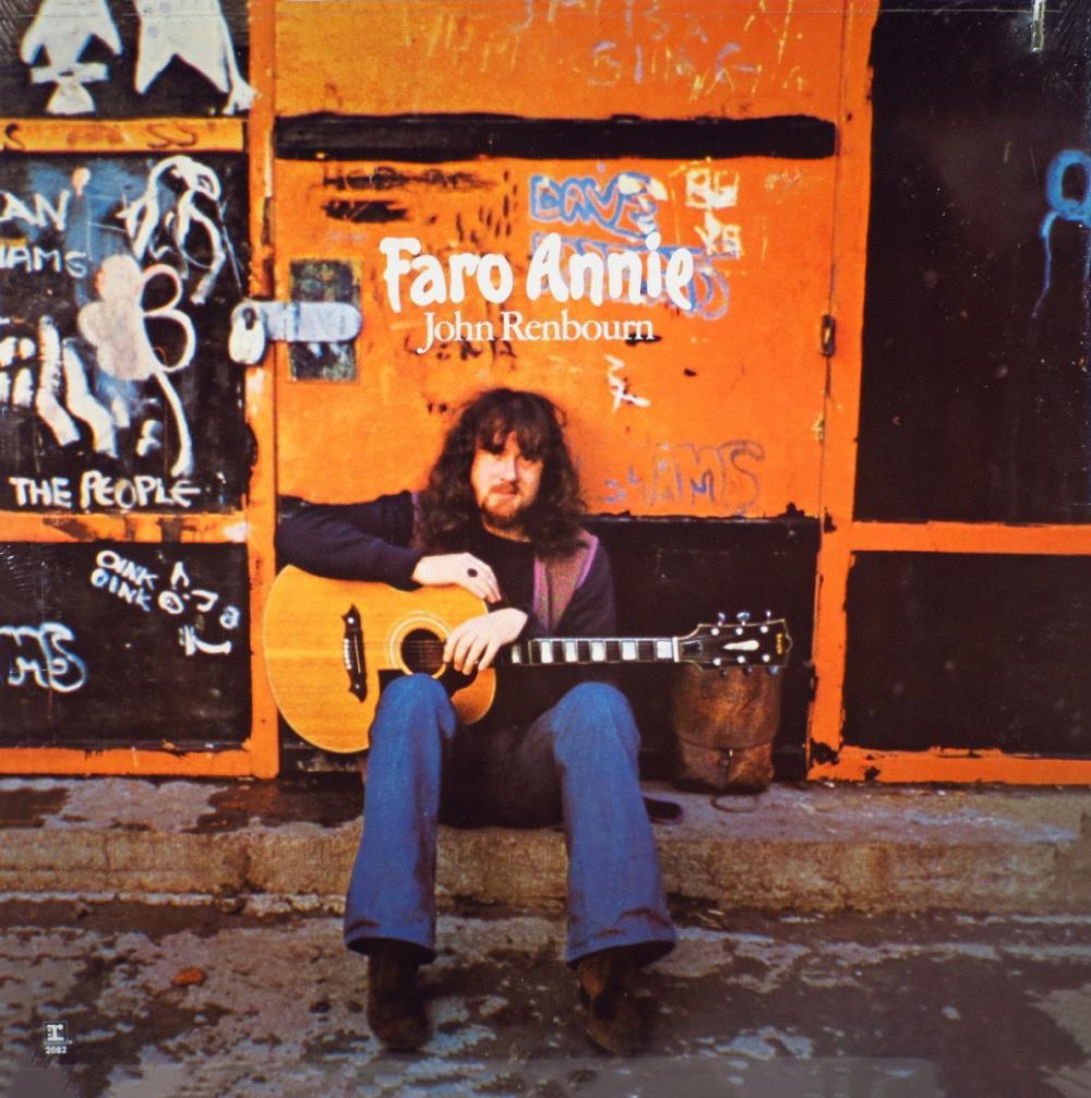 Faro Annie by RENBOURN, JOHN album cover