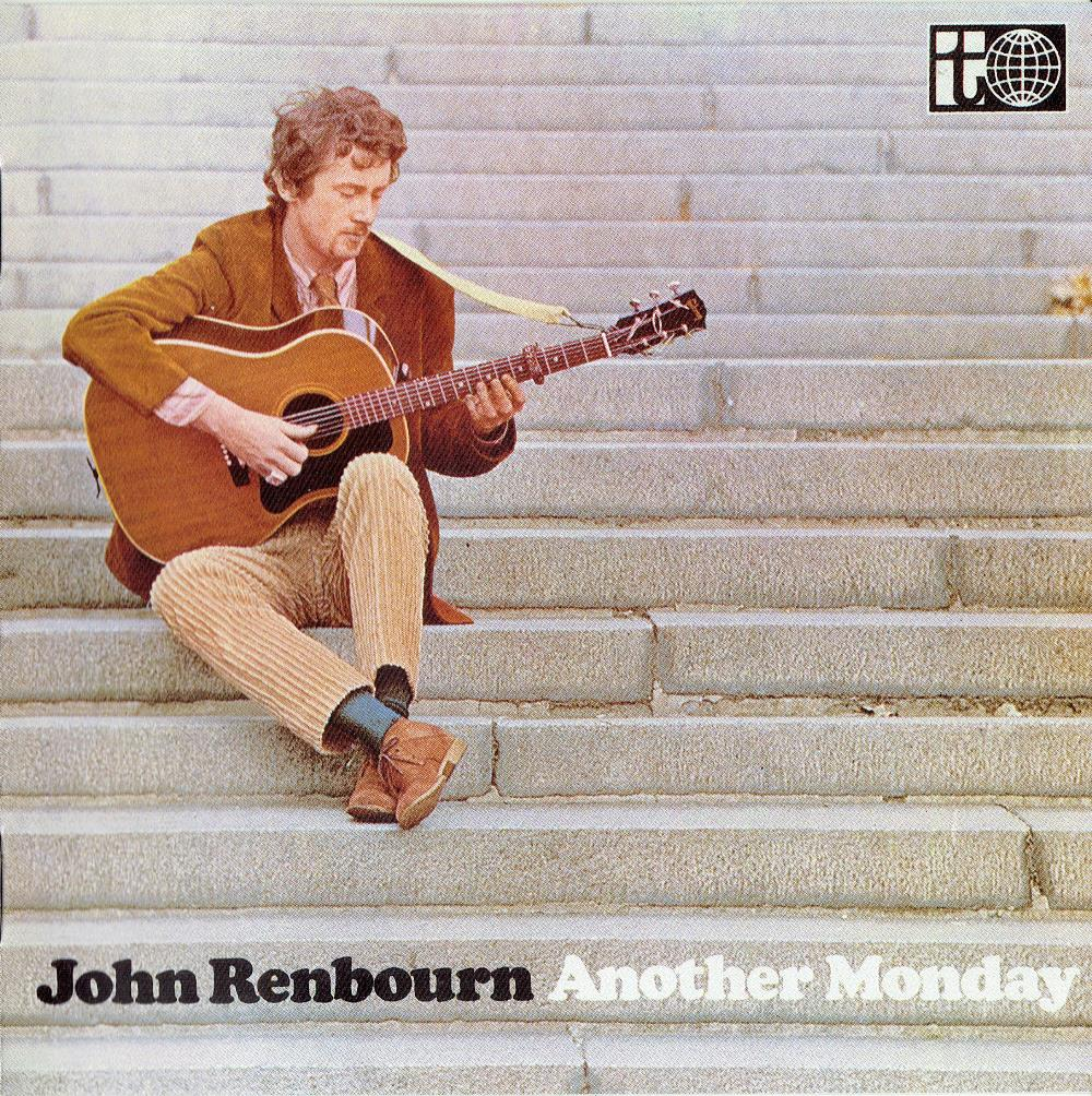 John Renbourn Another Monday album cover