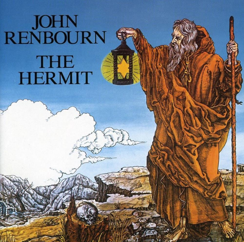 The Hermit by RENBOURN, JOHN album cover