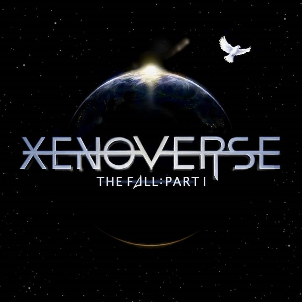 Xenoverse The Fall - Part I album cover