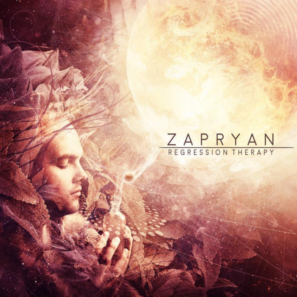 Zapryan Regression Therapy album cover