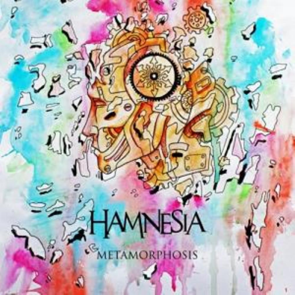 Metamorphosis by HAMNESIA album cover
