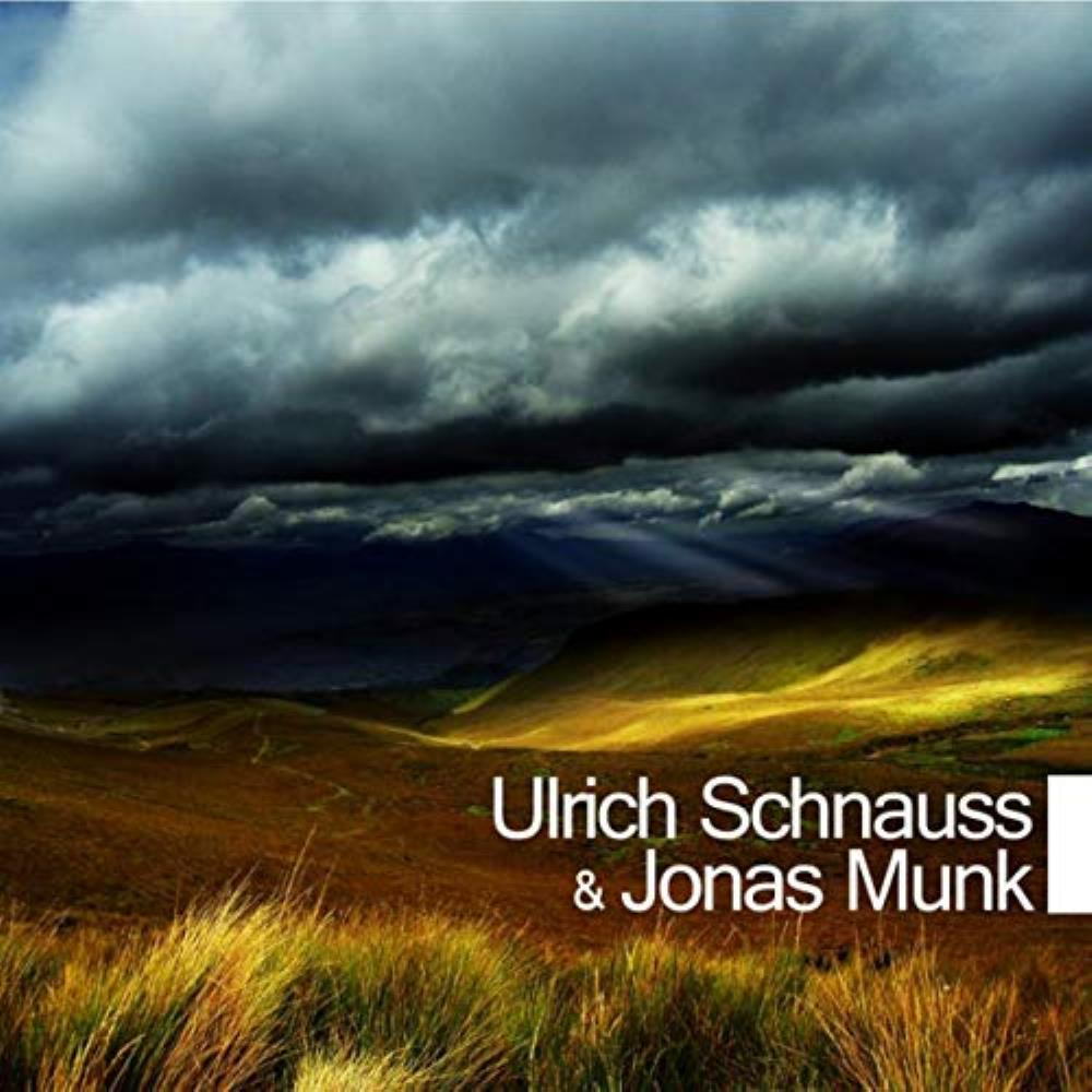 Jonas Munk - EPIC (& Ulrich Schnauss) CD (album) cover