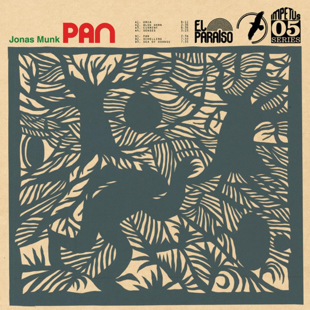 Pan by MUNK, JONAS album cover