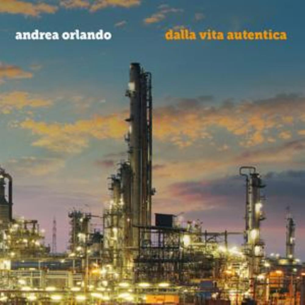 Dalla Vita Autentica by ORLANDO, ANDREA album cover