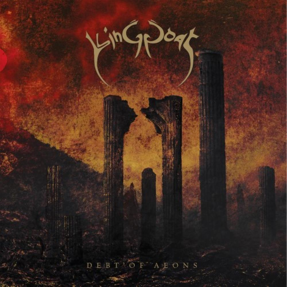 Debt of Aeons by KING GOAT album cover