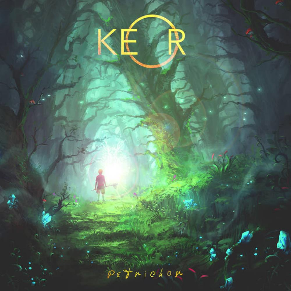 Keor Petrichor album cover
