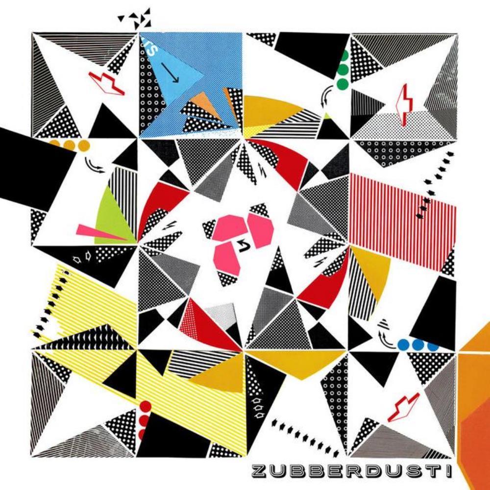 Zubberdust ! by AVEC LE SOLEIL SORTANT DE SA BOUCHE album cover