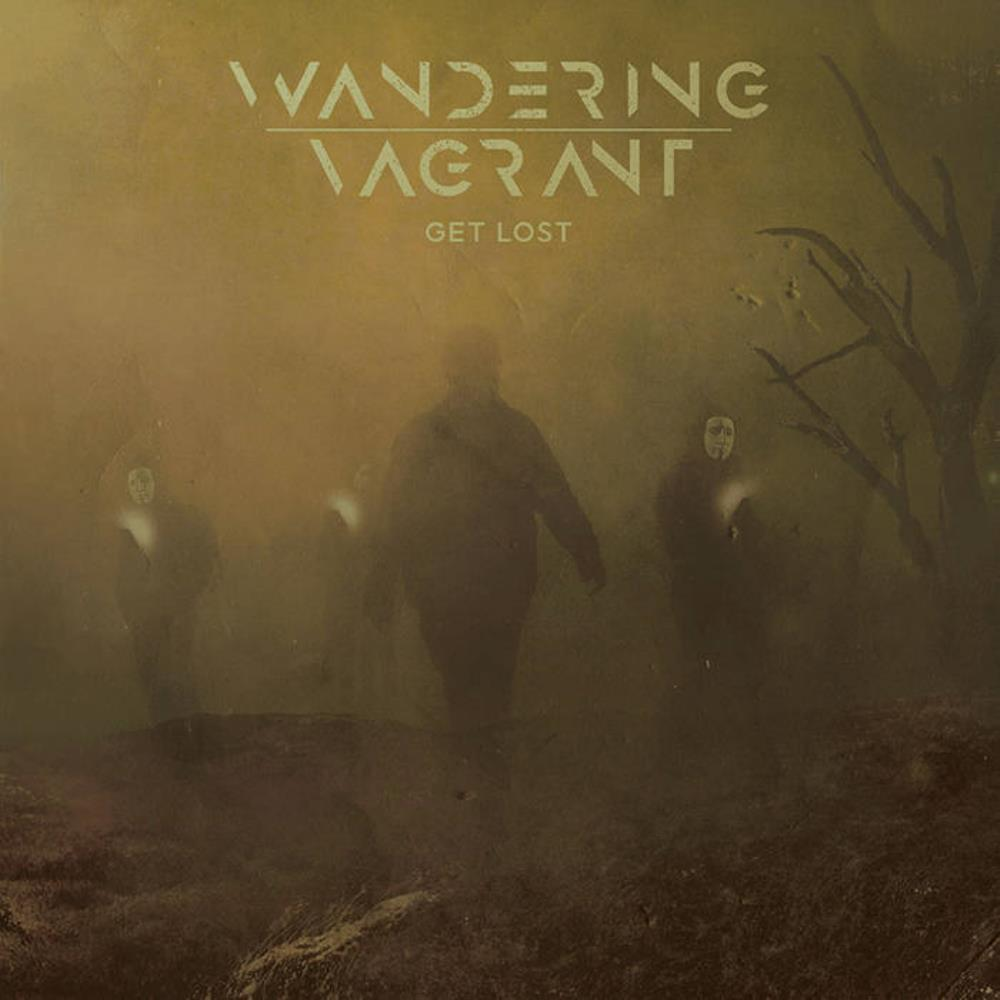 Wandering Vagrant - Get Lost CD (album) cover