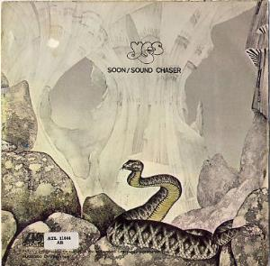 Yes - Soon CD (album) cover