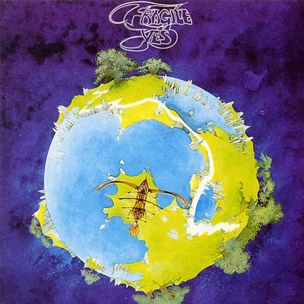 Yes - Fragile CD (album) cover