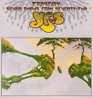 Yes Progeny - Seven Shows from Seventy-Two album cover