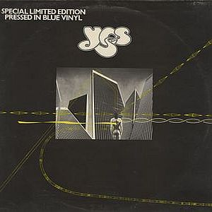 Yes Wonderous Stories 12'' album cover