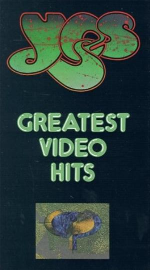 Yes Greatest Video Hits album cover