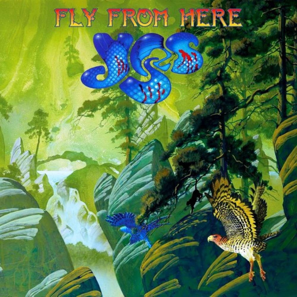 Yes - Fly From Here CD (album) cover