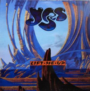 Yes - Lift Me Up CD (album) cover