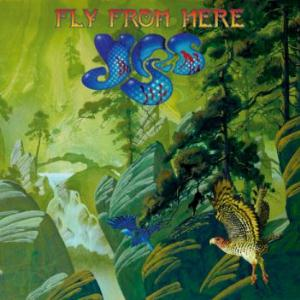 Yes Fly From Here album cover